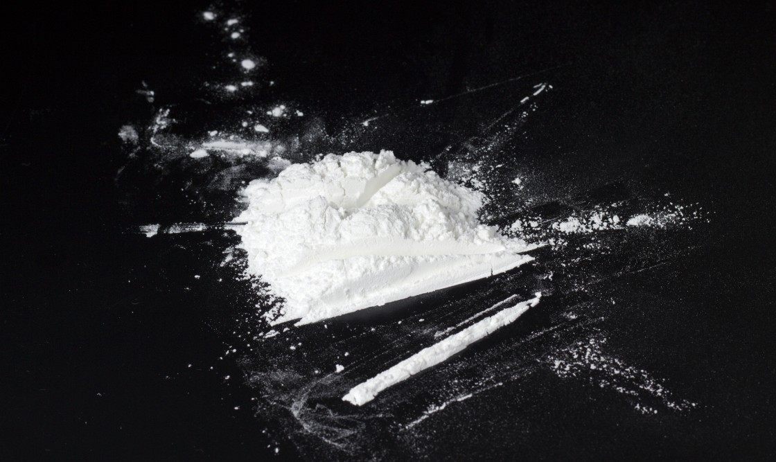 selling cocaine