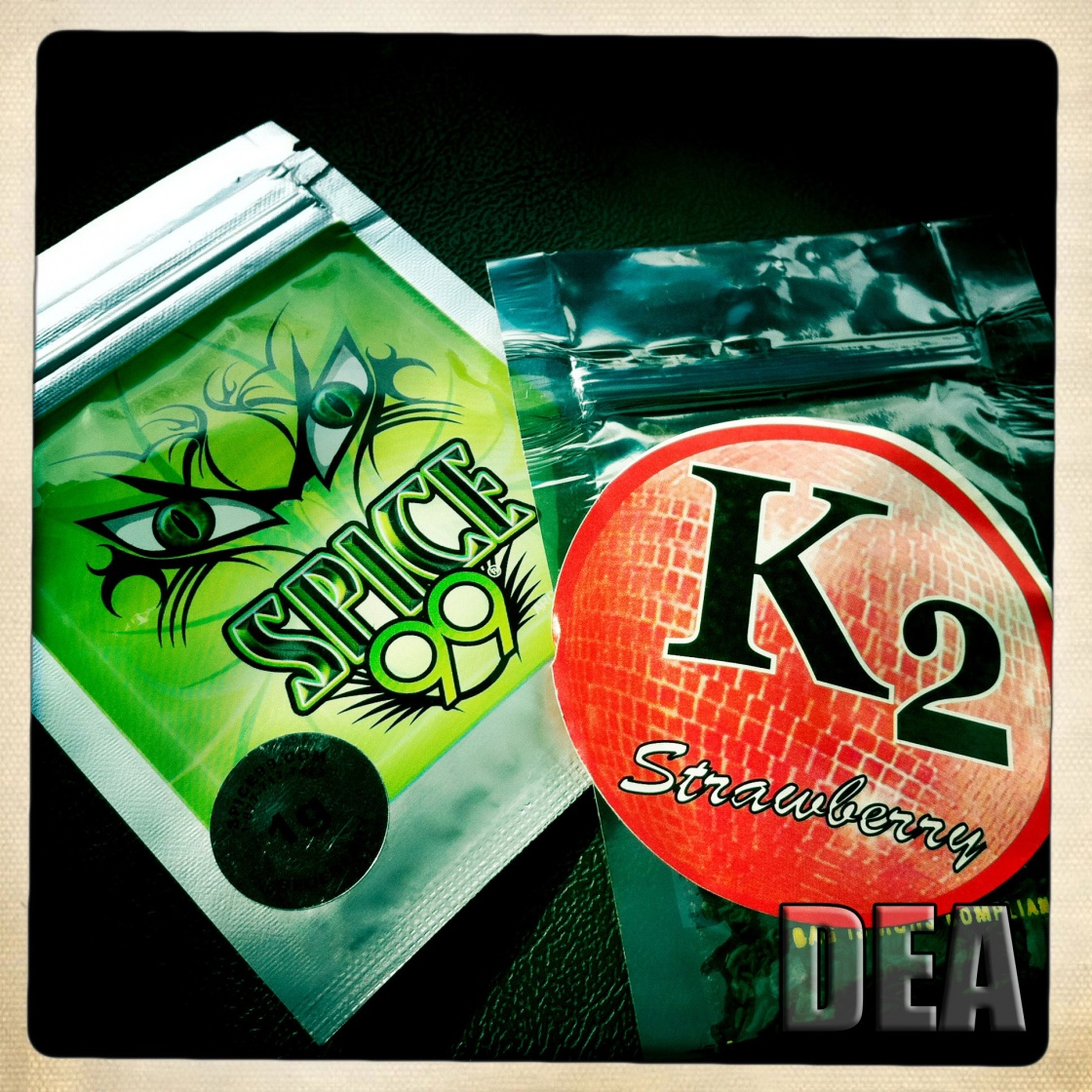 K2 poisonings