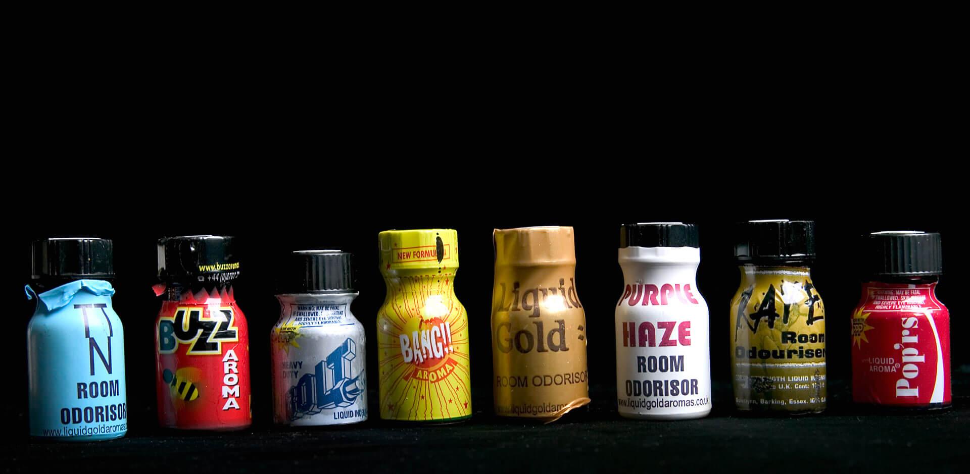 Inhalants - Drug Free VA