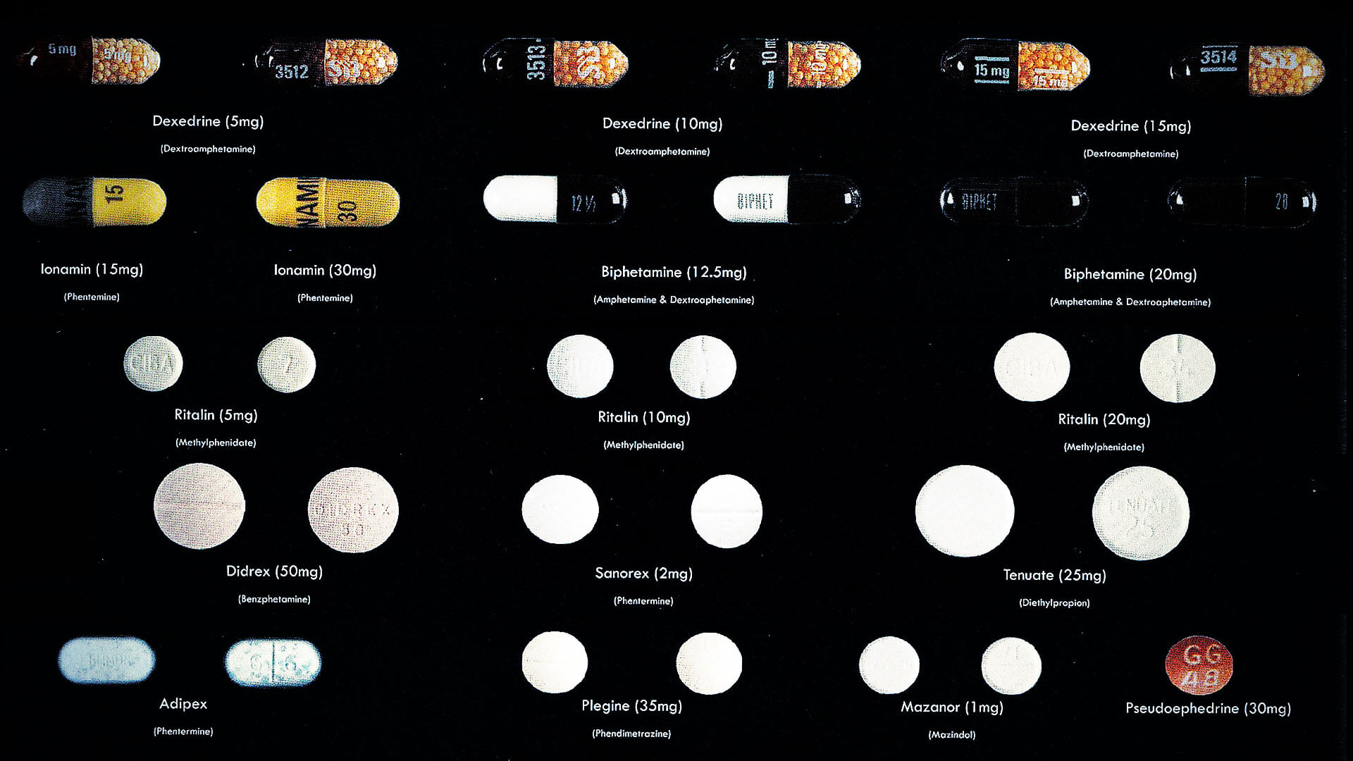 Stimulants - Drug Free VA